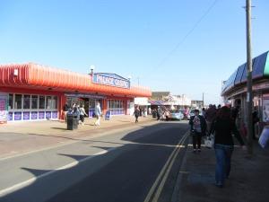 Hemsby Beach Arcades