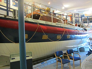 H F Bailey Lifeboat