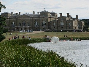 Water activities at Holkham