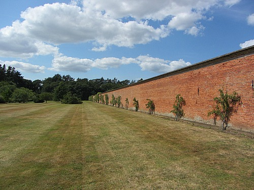 Walled Garden at Holkham Hall