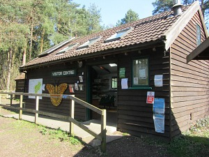 Visitor Centre at Holt Country Park
