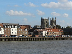 The importance of King's Lynn Minster