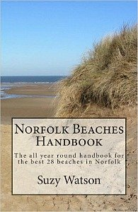 Norfolk Guide Books - beaches and walks