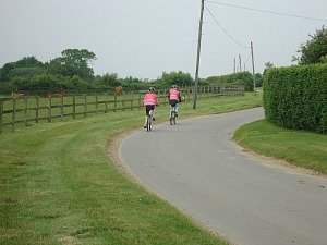 Cycling in Norfolk
