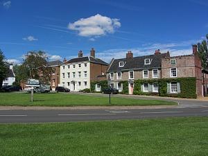 Georgian Town of Hingham