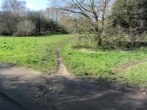 Over common land towards Sheringham 300