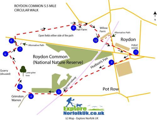 Roydon Common
