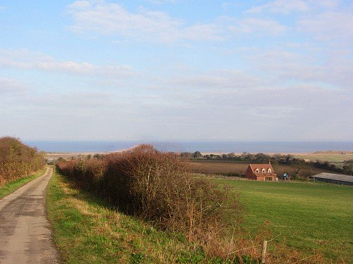 Incredible views on the Salthouse circular walk