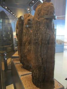 Seahenge Timbers