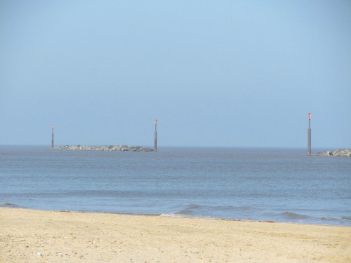 The reefs at Sea Palling