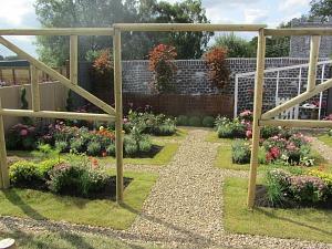 Garden Designs at the Sandringham Flower Show
