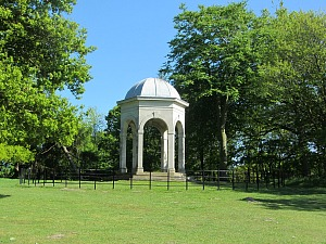The Temple at Sheringham Park
