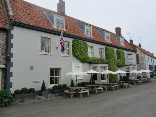 The Hoste Arms, Burnham Market