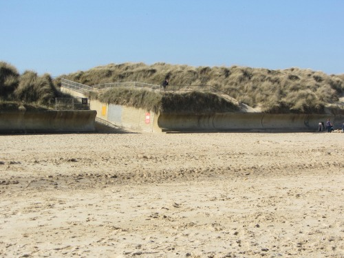 Waxham sea defences