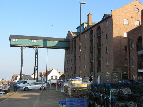The Granary at Wells-next-the-Sea, Norfolk