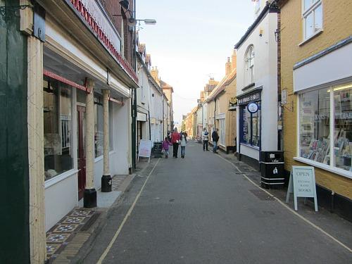 Staithe Street, Wells, Norfolk