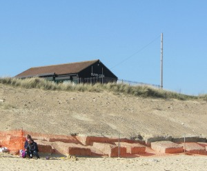 Winterton Beach cafe - Dunes Cafe