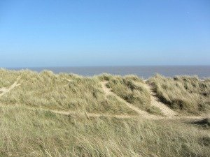 Winterton beach dunes