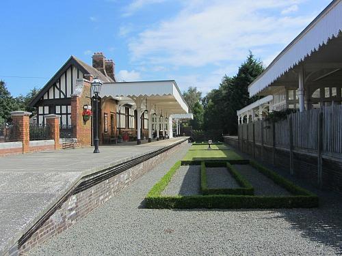 The station without tracks - Wolferton